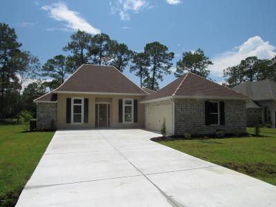 Diamondhead Single Family Home For Sale: 7451 Turnberry Dr