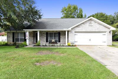 Biloxi Single Family Home For Sale: 11121 Bayview Ln