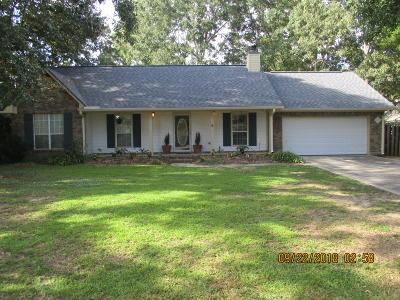Diamondhead Single Family Home For Sale: 88374 E Diamondhead Dr