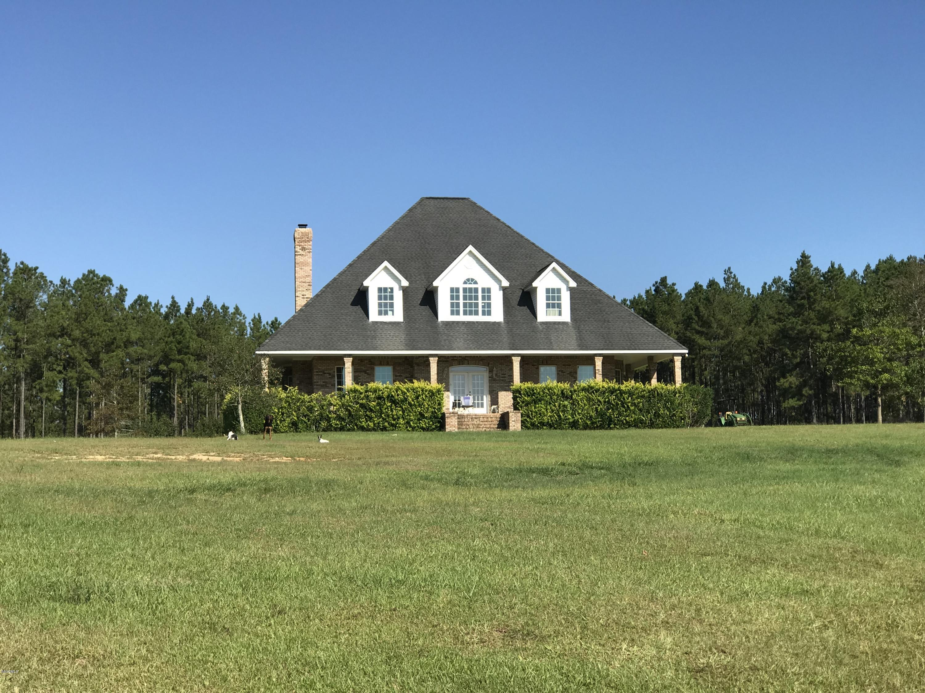 16650 Campground Rd, Vancleave, MS | MLS# 339201