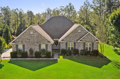 Saucier Single Family Home For Sale: 21890 Woodside Dr
