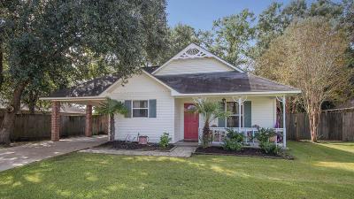 Biloxi Single Family Home For Sale: 7105 Oak Cove Dr