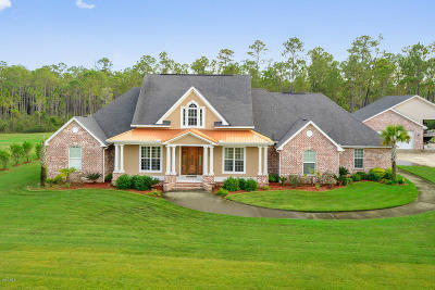 Vancleave MS Single Family Home For Sale: $724,500