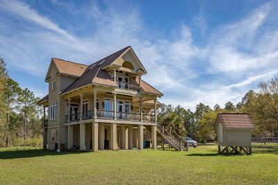 Ocean Springs Single Family Home For Sale: 7102 Ocean Springs Rd