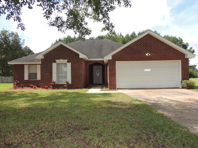 Saucier Single Family Home For Sale: 18363 Old Hwy 49