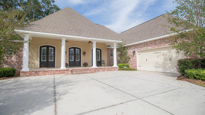 Gulfport Single Family Home For Sale: 11966 Ol Oak Dr