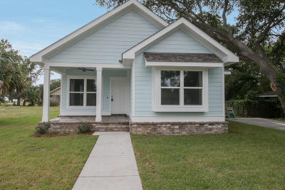 Gulfport Single Family Home For Sale: 4606 Finley