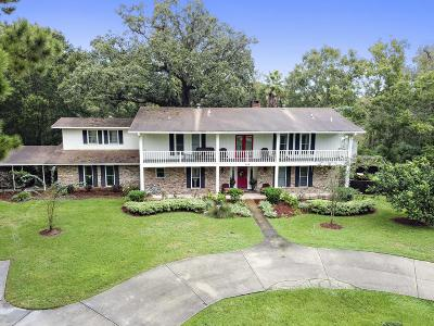 Ocean Springs Single Family Home For Sale: 819 Canebrake Dr