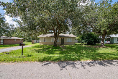 gulfport Single Family Home For Sale: 12295 Salisbury Rd