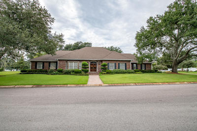 Gulfport Single Family Home For Sale: 133 Southern Cir