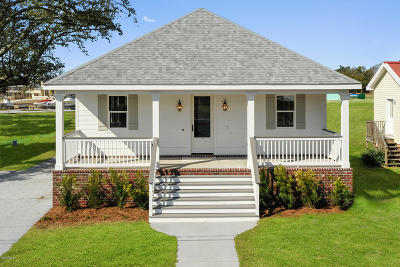 Gulfport Single Family Home For Sale: 4708 Finley St