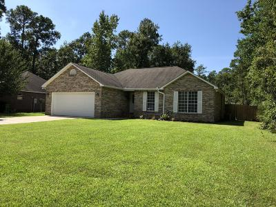 Ocean Springs Single Family Home For Sale: 1421 Magnolia St
