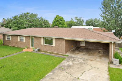 Bay St. Louis Single Family Home For Sale: 609 Highland Dr