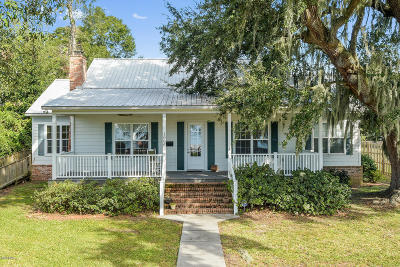 Biloxi Single Family Home For Sale: 1006 Beach Blvd