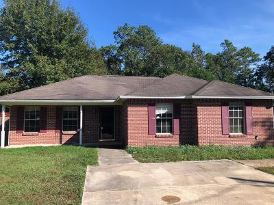 Ocean Springs Single Family Home For Sale: 1208 May St