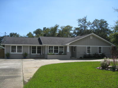 Gulfport Single Family Home For Sale: 205 48th St