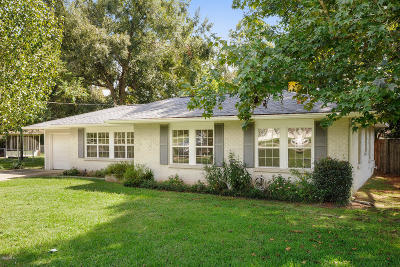 Gulfport Single Family Home For Sale: 4484 Kendall Cir