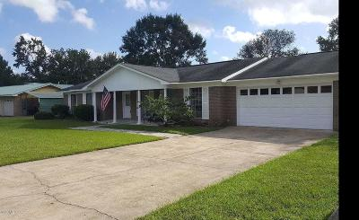 Ocean Springs Single Family Home For Sale: 1206 Londonderry Ln