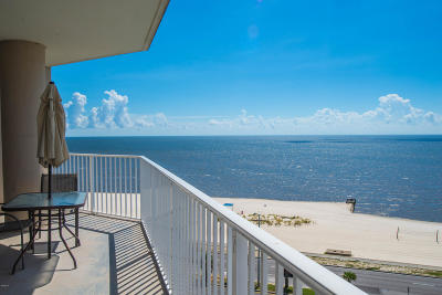 Biloxi Condo/Townhouse For Sale: 2668 Beach Blvd #805