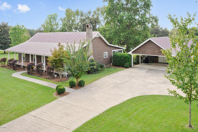 Saucier Single Family Home For Sale: 18409 Old Hwy 49