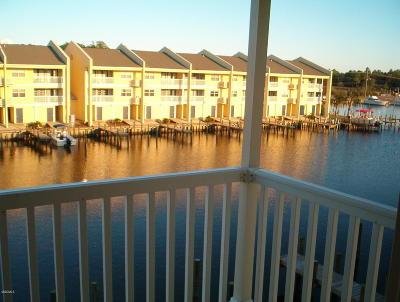 Ocean Springs Condo/Townhouse For Sale: 2421 Beachview Dr. F-16, Slip #23
