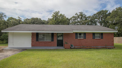 Biloxi Single Family Home For Sale: 16113 Big Ridge Rd