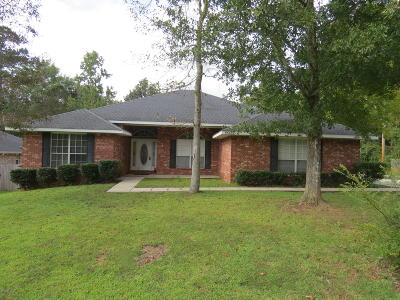 Diamondhead Single Family Home For Sale: 9542 Laa La Way