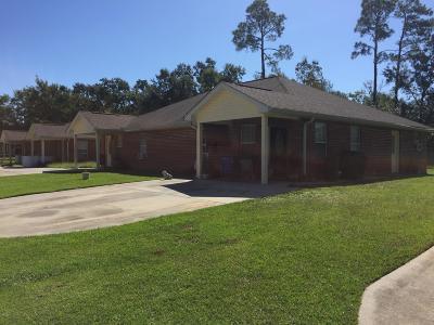 Bay St. Louis Multi Family Home For Sale: 10009-11 Kingston Rd