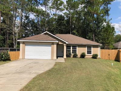 Diamondhead Single Family Home For Sale: 8414 Kaleki Pl