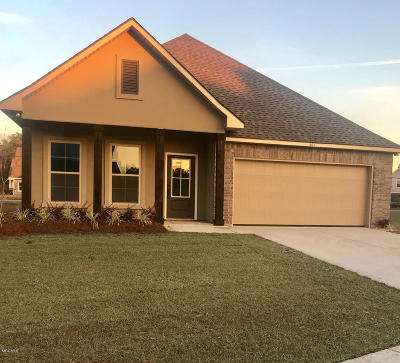 Ocean Springs Single Family Home For Sale: 501 Palm Breeze Dr