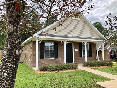 Gulfport Single Family Home For Sale: 13411 Libby Ln