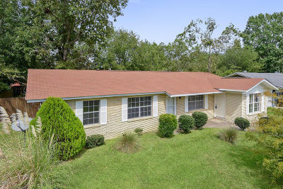 Long Beach Single Family Home For Sale: 132 Gandy Cir