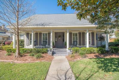 Gulfport Single Family Home For Sale: 11 Old Oak Ln