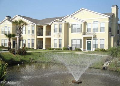 Gulfport Condo/Townhouse For Sale: 2252 Beach Dr #806
