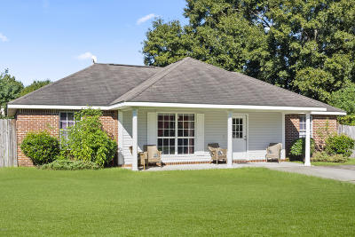 Gulfport Single Family Home For Sale: 1002 Patricia Dr