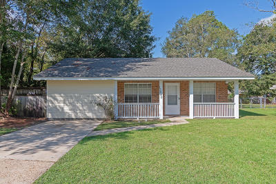 Biloxi Single Family Home For Sale: 15640 Anderson Dr