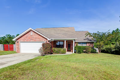 Saucier Single Family Home For Sale: 21501 W Edgewood Dr