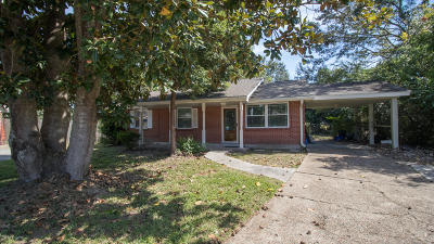 Gulfport MS Single Family Home For Sale: $118,900