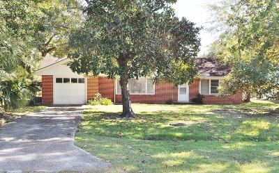 Gulfport Single Family Home For Sale: 4502 Kendall Ave