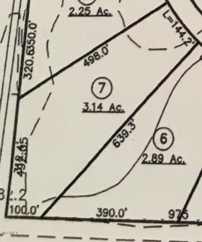 Residential Lots & Land For Sale: Lot 7 Menge/Interstate 10