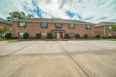 Ocean Springs Condo/Townhouse For Sale: 218 Armand Oaks #218