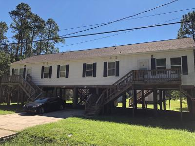 Bay St. Louis Multi Family Home For Sale: 6023/6025 W Issaquena St