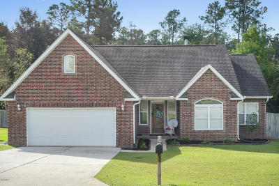 Biloxi Single Family Home For Sale: 8035 Curry Rd
