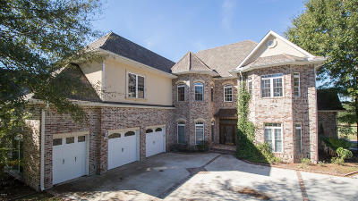 Diamondhead Single Family Home For Sale: 7525 Cherry Hill Dr