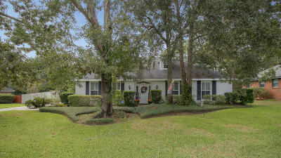 Gulfport Single Family Home For Sale: 33 Cambridge Ave