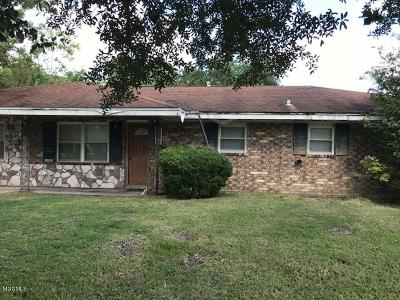 Gulfport Single Family Home For Sale: 515 Franklin Ave