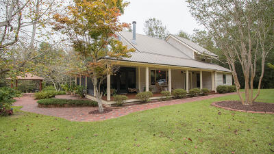 Saucier Single Family Home For Sale: 23581 Hillview Rd