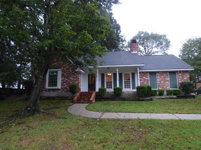 Diamondhead Single Family Home For Sale: 6644 Golf Club Dr