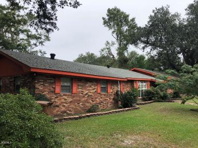 Harrison County Single Family Home For Sale: 185 Jefferson Davis Ave