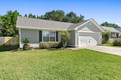 Gulfport Single Family Home For Sale: 14040p Dunnbarton Dr